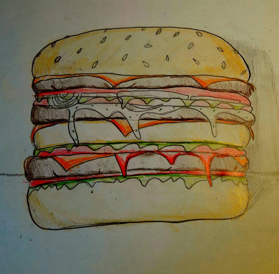 Burger by Suaudeau