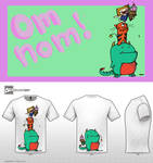 Cute Monsters Contest: Om Nom!