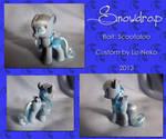 Snowdrop by liz-neko