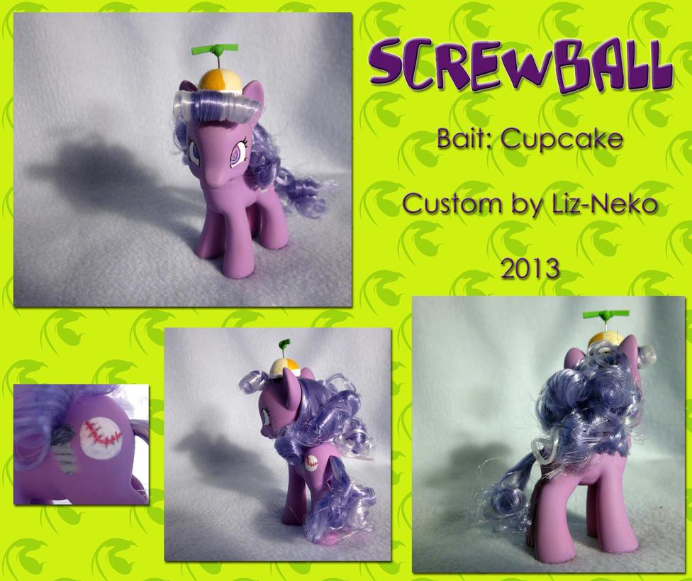 Screwball by liz-neko
