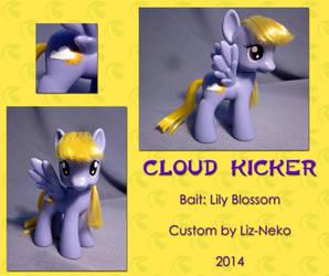 Cloud Kicker by liz-neko
