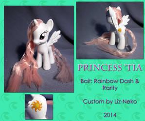 Princess 'Tia (FOR SALE!) by liz-neko