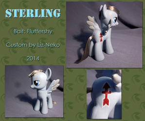 Sterling by liz-neko