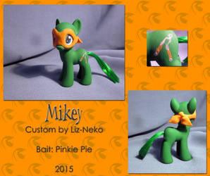 Mikey by liz-neko