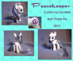 Peacekeeper by liz-neko