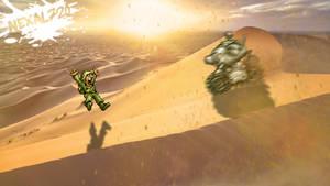 Run Rebel, Run!- Metal Slug