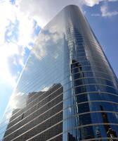 City Reflection by SAVALISTE