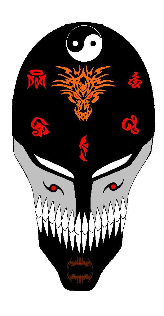 Kumorishin Hollow Mask v2