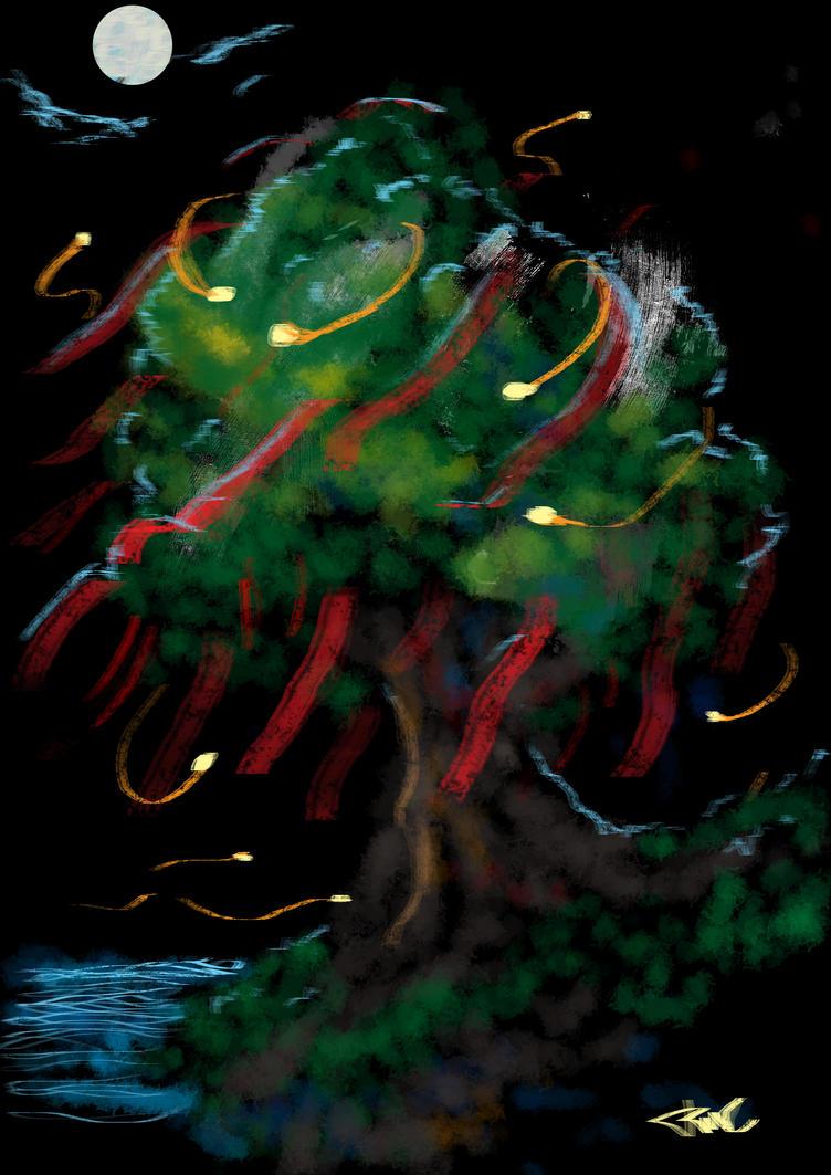 Fairy Tree by Ikrus