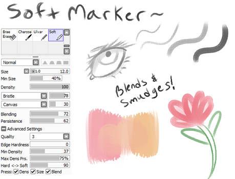 Soft Marker