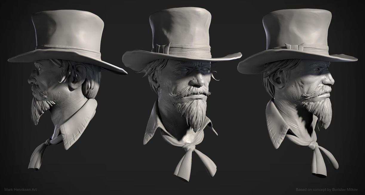 Face Sculpt by mavhn