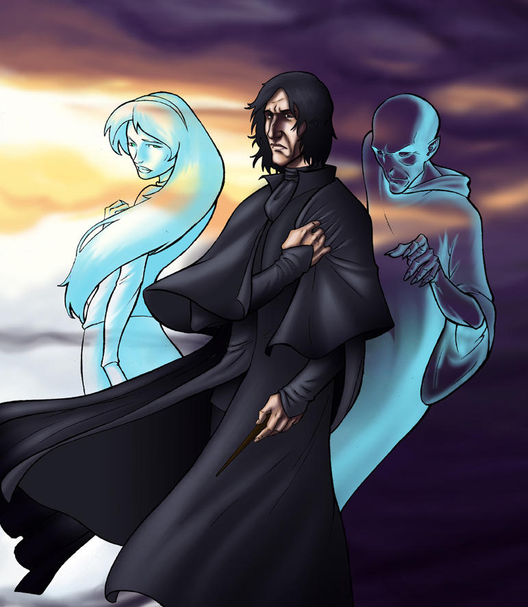 Snape, Light and shadows