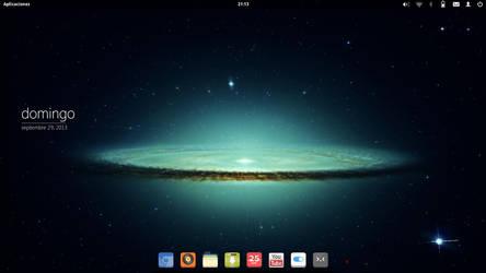 29.09.13   Elementary OS   Galaxy Desktop