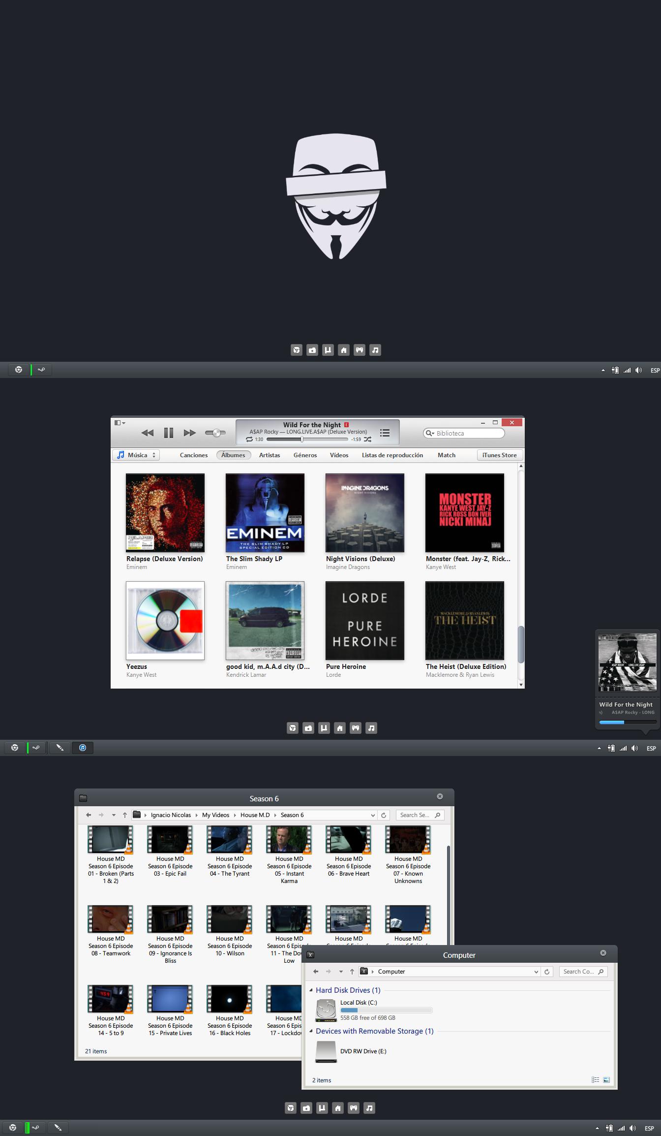 16.01.14 | Windows 8 | Anonymous Desktop