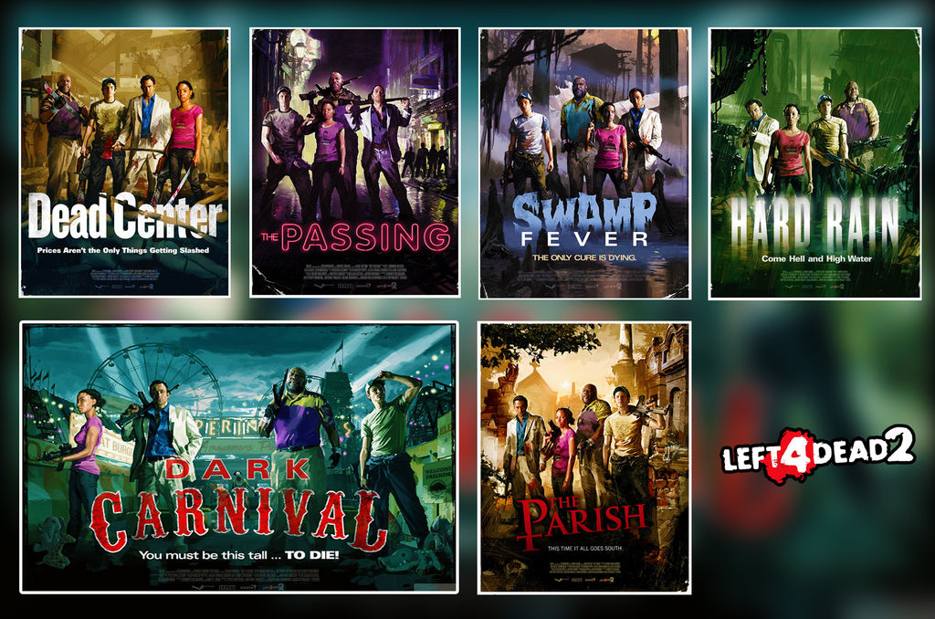 [Download] Left 4 Dead 2 - Posters