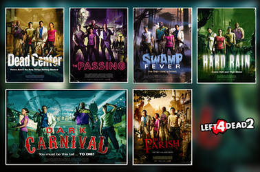 [Download] Left 4 Dead 2 - Posters
