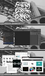 22.02.14 | Windows 8 | Connections Desktop by Nachosaurio
