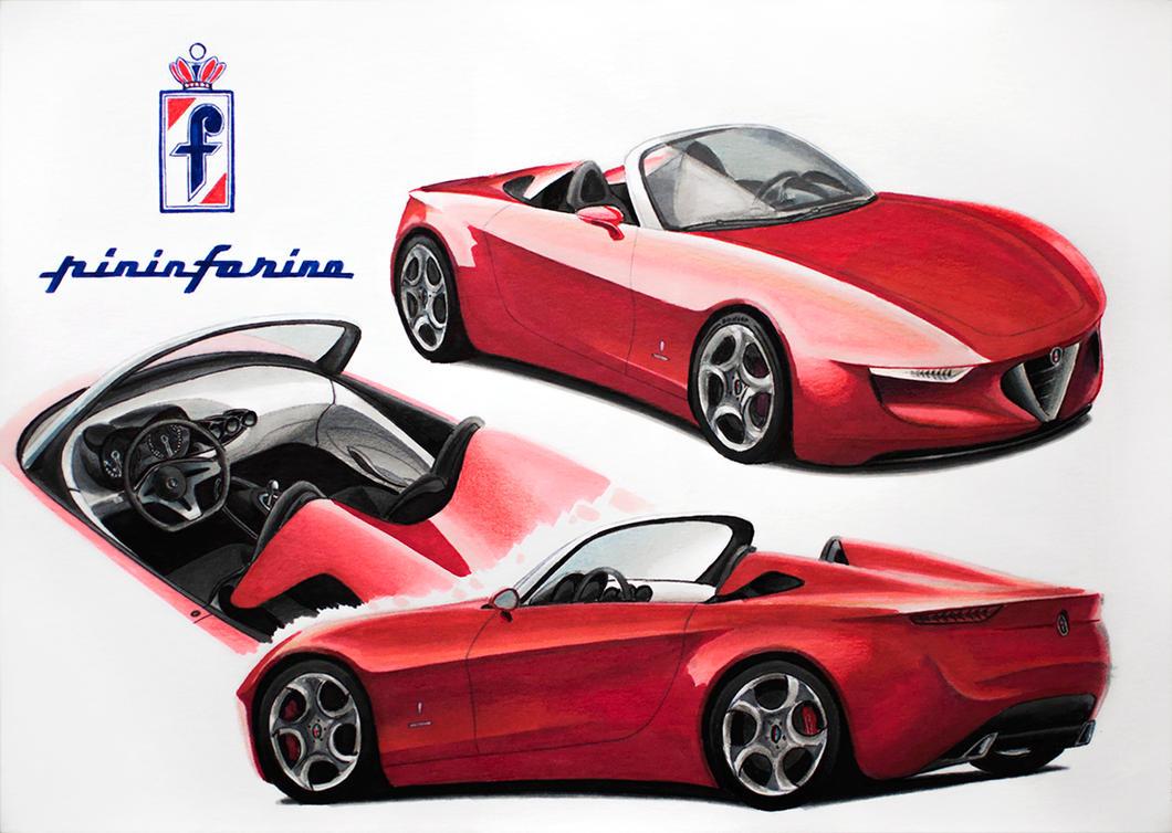 Pininfarina by scrim23