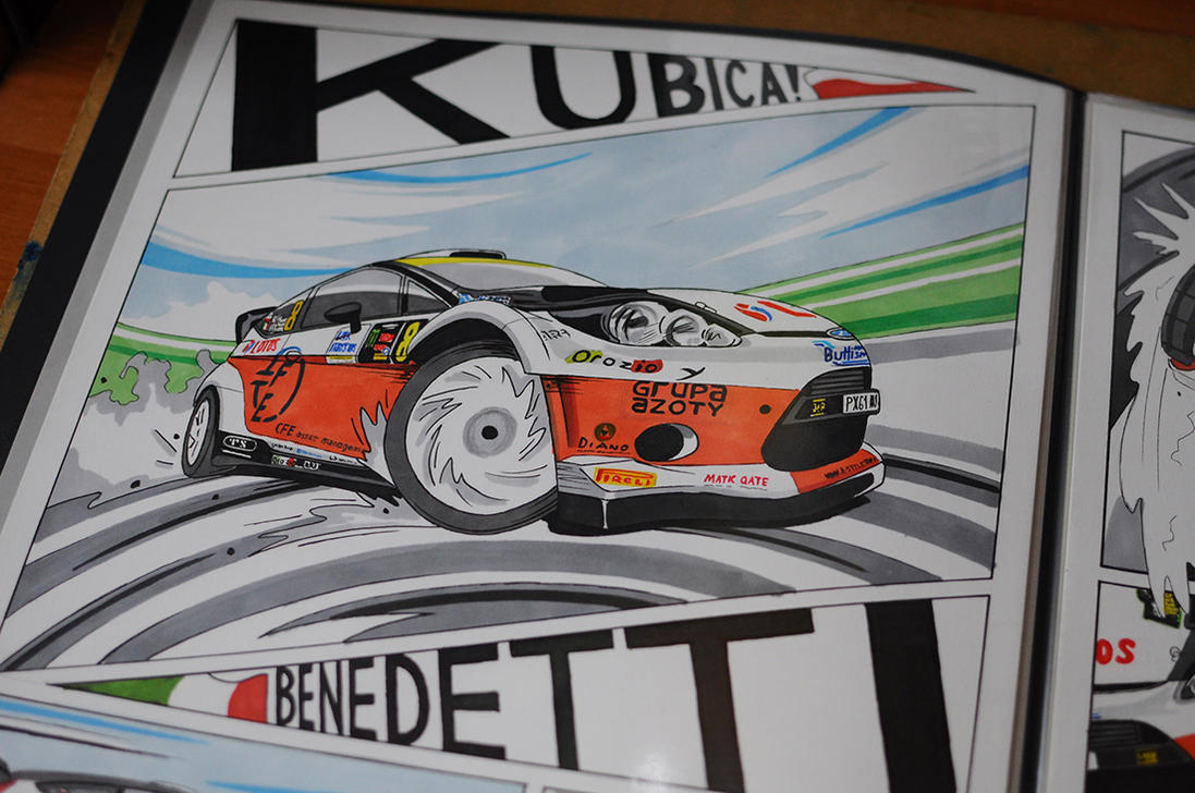 Monza Rally Show by scrim23