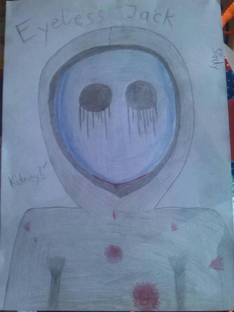 Eyeless Jack by Lonli78
