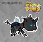 MyPaperPony:Changeling