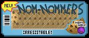 Nom-Nommers by MidnaGirl
