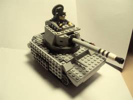 PanzerBrick by awesomemcnugget
