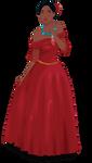 Pocahontas's Red Dress
