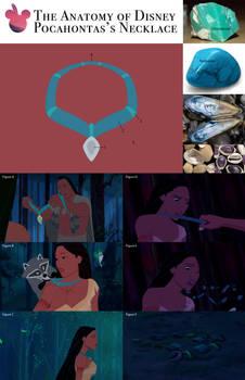 The Anatomy of Disney Pocahontas's Necklace
