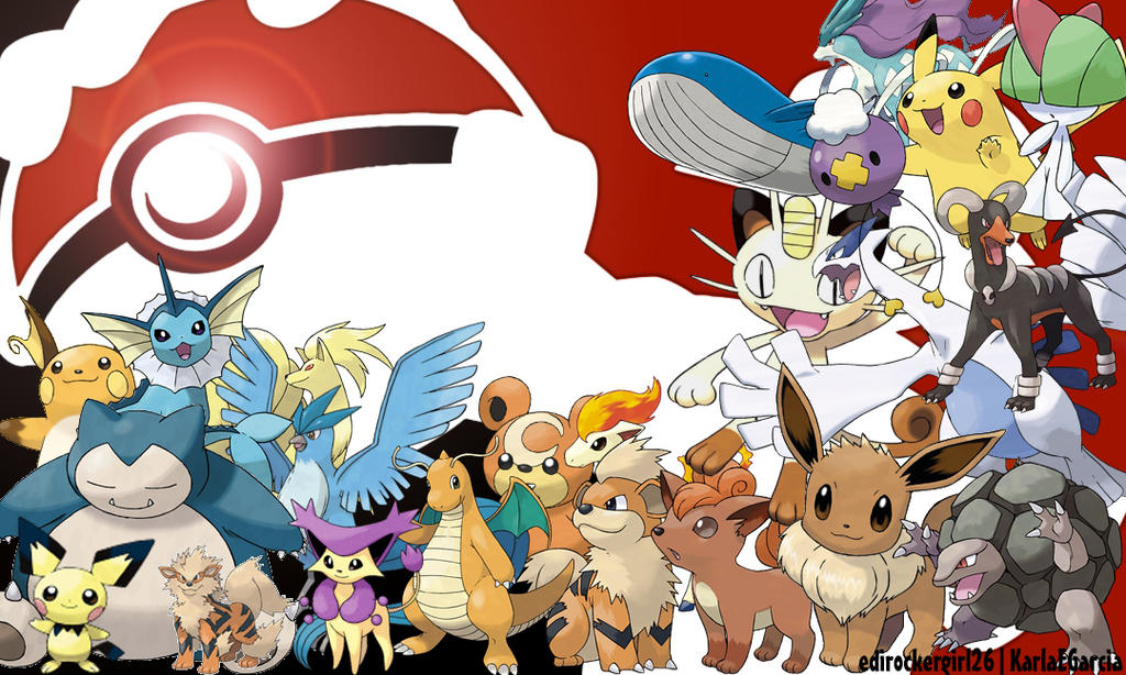 s largest online social community for artists and art enthusiasts Wallpaper Pokemon Deviantart