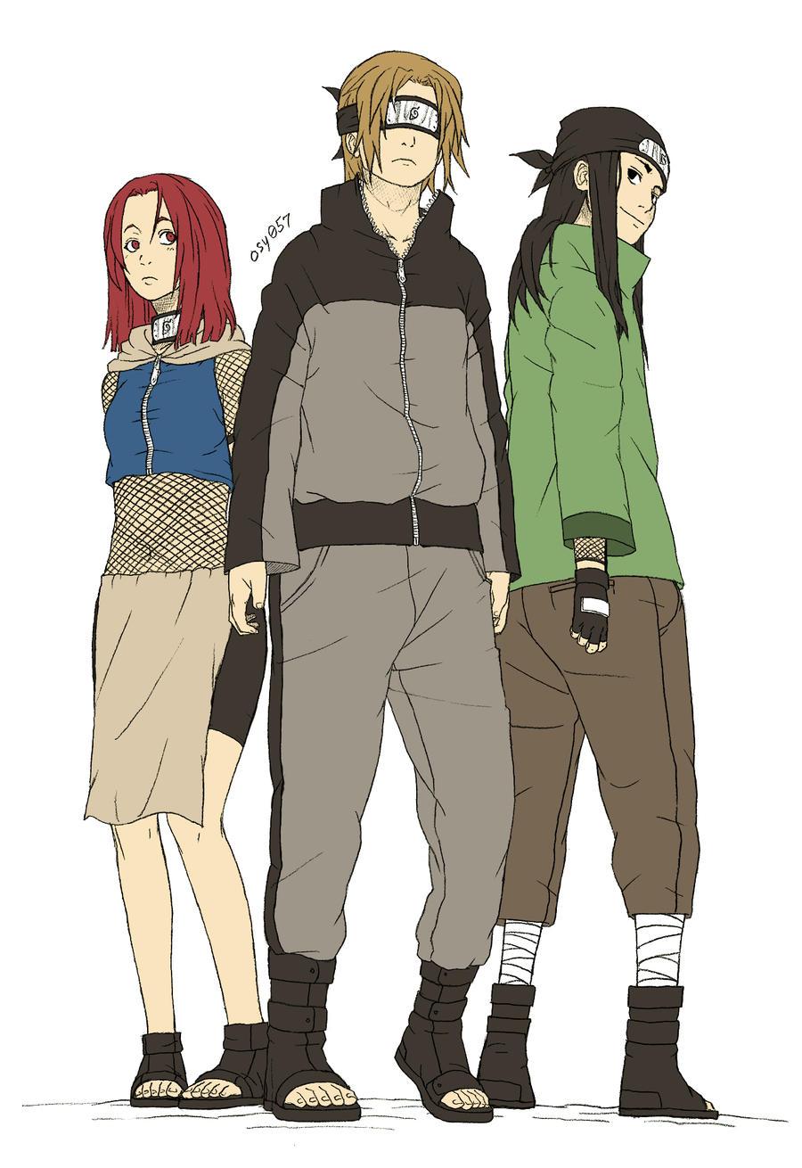 Naruto Oc Team | www.pixshark.com - Images Galleries With