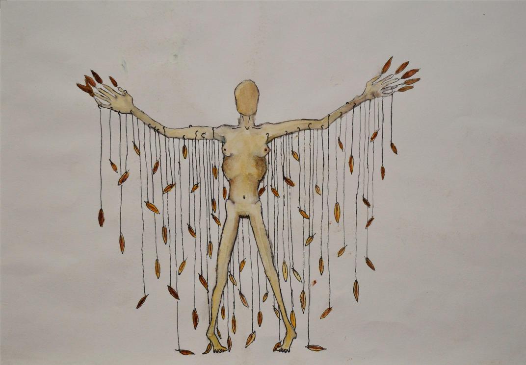Scars of society collection piece 2 by allieykatt