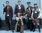 Steampunk Airship Crew- Nobile