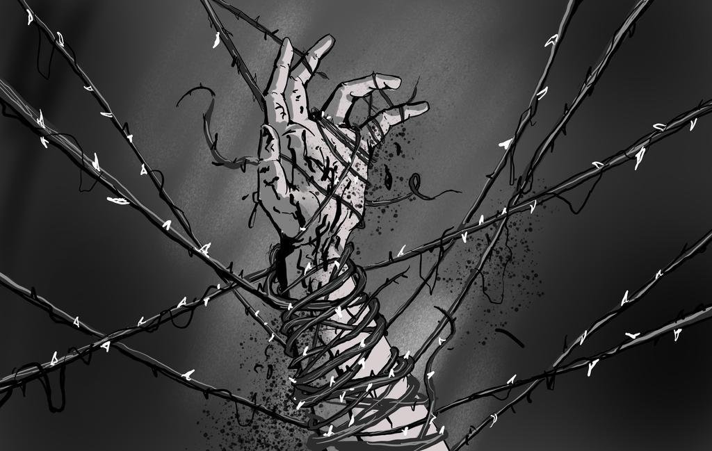 Thorns by Tommygunn712