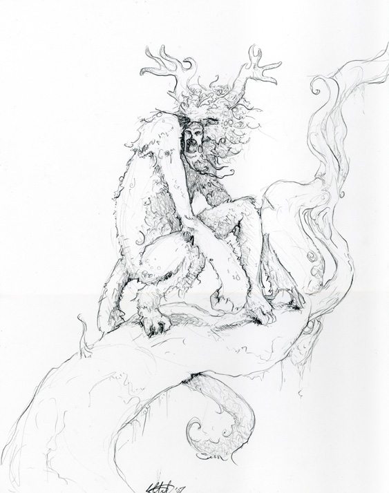 Howler by shadowgirl