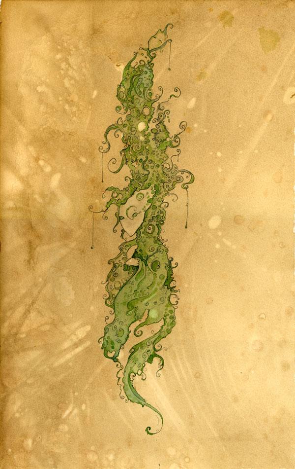 Emerald Queen by shadowgirl