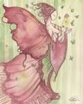 Butterflies' Queen