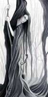Dryad by shadowgirl