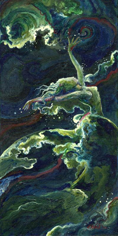 Songs of the Ocean by shadowgirl