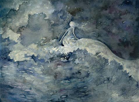 Glooming Sea