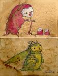 Tea Critters