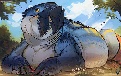 DODOGAMA - Warmup Sketch