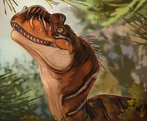 Personal Art - Yangchuanosaurus
