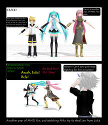 One Year of MMD by MadNimrod