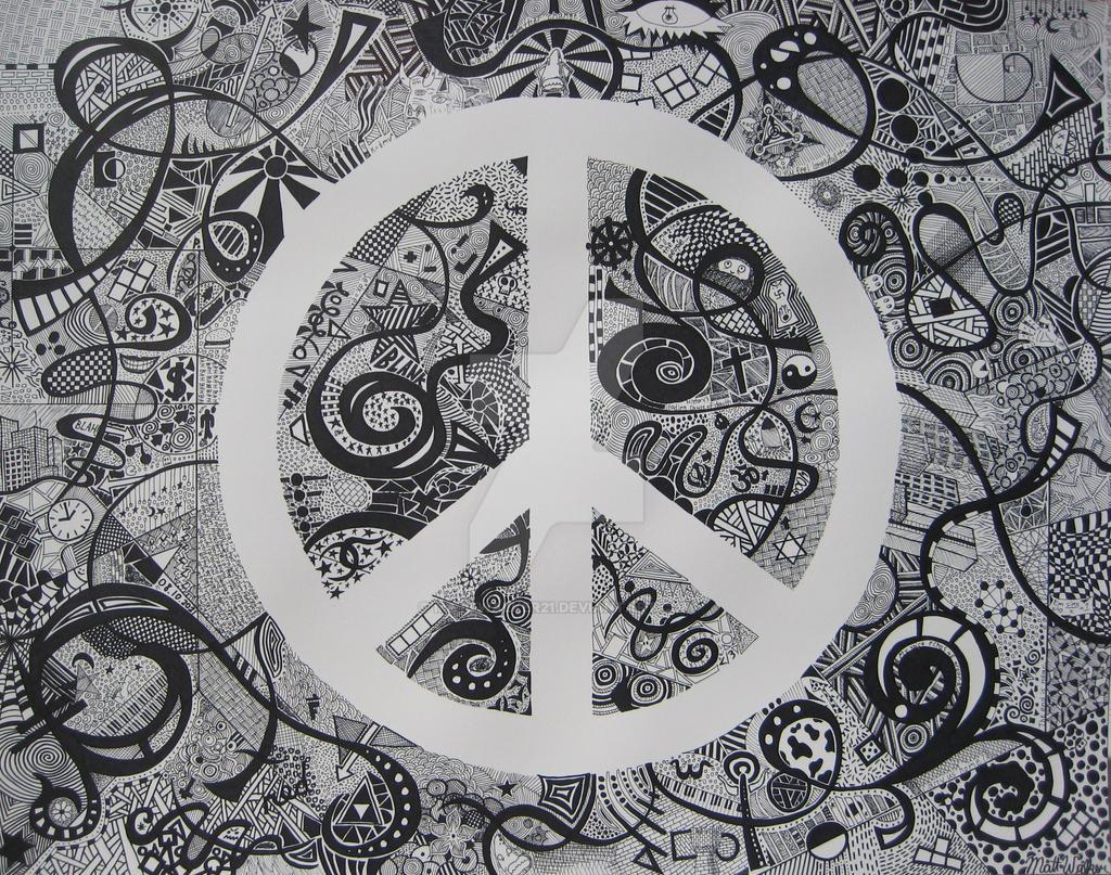 Peace? by mattwalker21