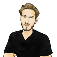 Pewds Bust by ArtisticPleasantries