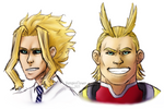 All Might Doodles