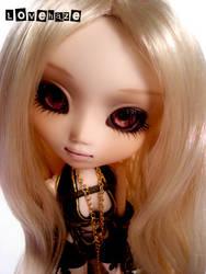 Custom pullip:  Nikea by lovehaze