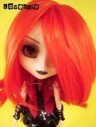 Custom pullip Abby 2 by lovehaze