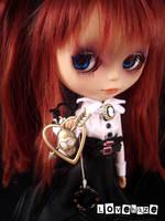 Custom blythe Cosette 2 by lovehaze